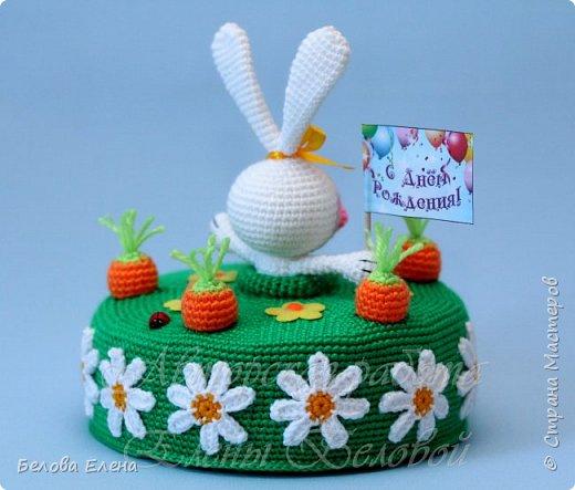 Поздравительный тортик фото 3