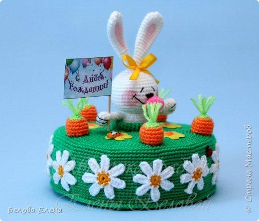 Поздравительный тортик фото 4