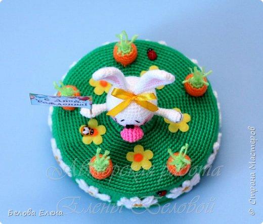 Поздравительный тортик фото 5