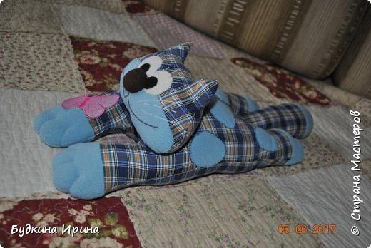 Котёнок-подушечка фото 5
