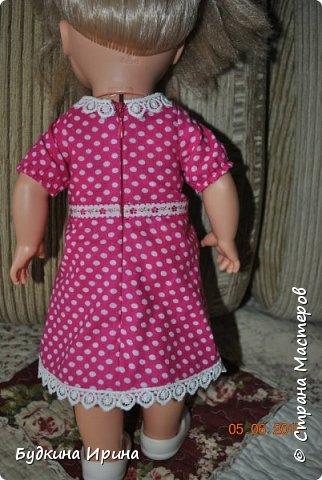 Одежда для куколок. Платьице, юбочка и жилетка фото 3