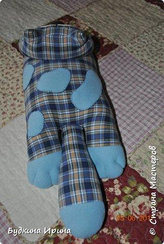 Котёнок-подушечка фото 3