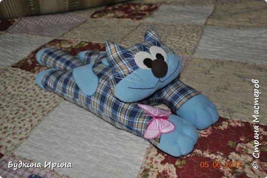 Котёнок-подушечка фото 2