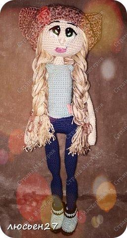 Куколка ростом 51 см. фото 1