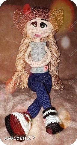 Куколка ростом 51 см. фото 2