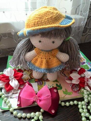 Кукла-пупс Мила