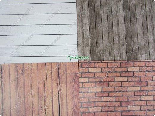 Вот незаметно подкралась годовщина, как я зарегистрировалась на этом прекрасном сайте.... Здравствуйте, мои дорогие соседи! Во первых сроках этого поста хочу похвастаться своим новым приобретением - фотофонами. Это переплетный картон 2 мм  размер 45 * 45 см с фонами для фотографирования работ. Всего я купила 4 шт, 2 односторонних, 2 двухсторонних.  фото 1