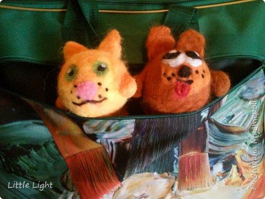 Сделали первые смешные кото-брошки фото 3