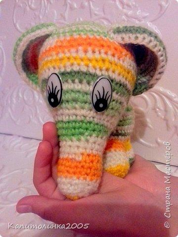 Всем приветик. Сегодня я вам покажу своего первого слоника. Думаю он не последний.  фото 3