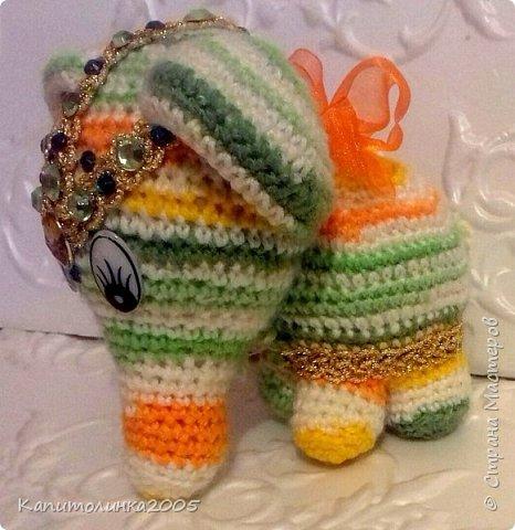 Всем приветик. Сегодня я вам покажу своего первого слоника. Думаю он не последний.  фото 1