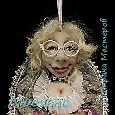 куклы из капрона фото 3