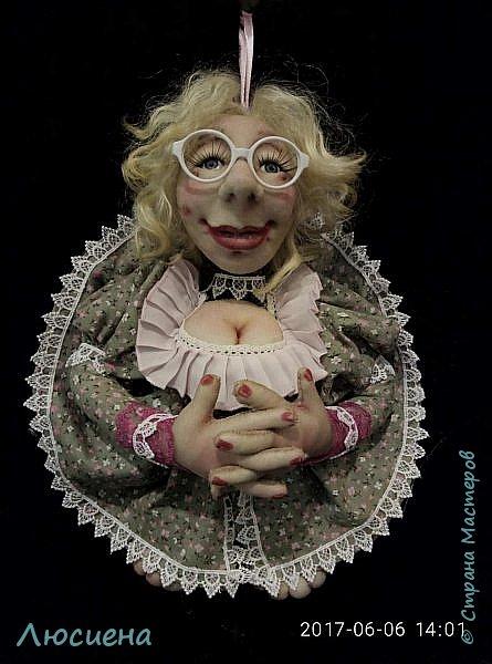 куклы из капрона фото 5