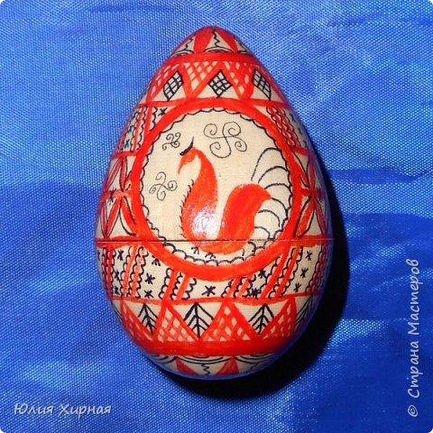 Мезенские яйца (разборные - 5 предметов) фото 2