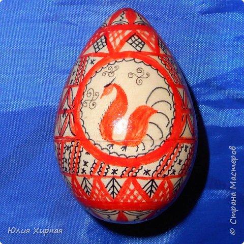 Мезенские яйца (разборные - 5 предметов) фото 3