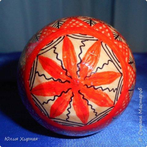 Мезенские яйца (разборные - 5 предметов) фото 4