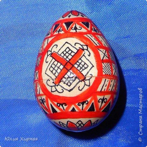 Мезенские яйца (разборные - 5 предметов) фото 6