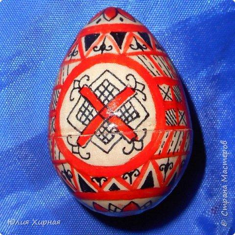 Мезенские яйца (разборные - 5 предметов) фото 7