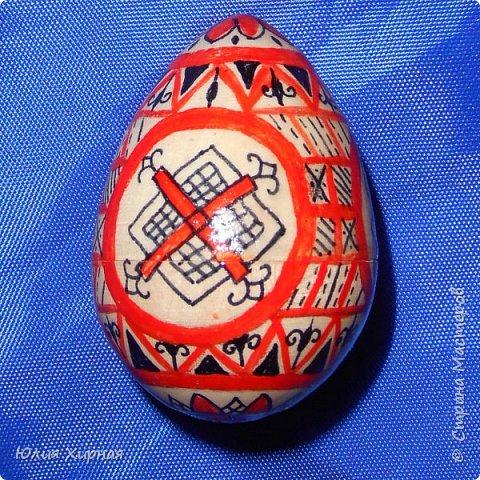 Мезенские яйца (разборные - 5 предметов) фото 8