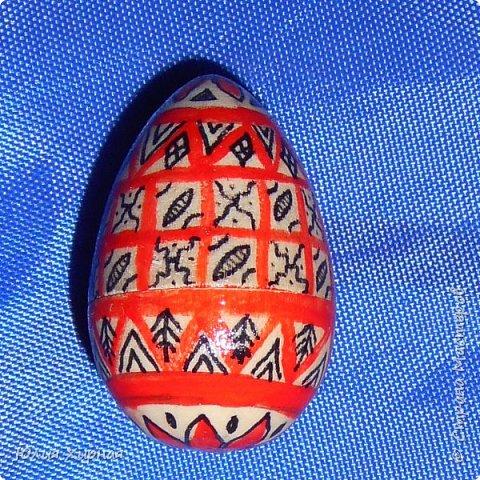 Мезенские яйца (разборные - 5 предметов) фото 11