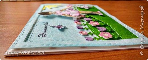 """Всем привет! Сегодня хочу поделиться с Вами серией открыток на тему """"Наслаждайся"""". А наслаждаться можно разным: жизнью, детством, летом. Хотелось вложить в них лёгкость и беззаботность. В работе использовала китайские штампы с детками и китайские ножи. Раскрашивала distress чернилами. фото 2"""