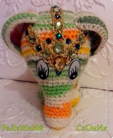 Всем приветик. Сегодня я вам покажу своего первого слоника. Думаю он не последний.  фото 4