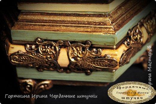 """Шкатулка """"Love story"""" фото 2"""