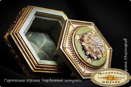 """Шкатулка """"Love story"""" фото 12"""