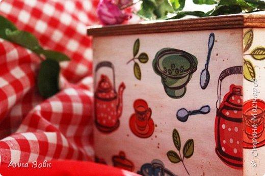 Короб для кухонных мелочей фото 3