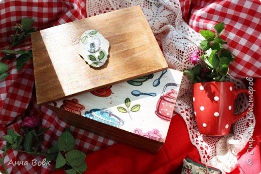 Короб для кухонных мелочей фото 5