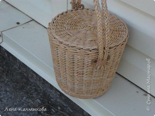 Добрый день, дорогие мои. Сегодня новая сумочка. По мотивам работ Тани Беликовой. Люблю ее работы. Вот и пытаюсь повторюшничать. фото 3