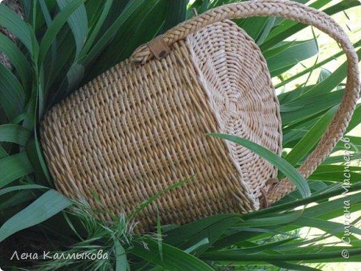 Добрый день, дорогие мои. Сегодня новая сумочка. По мотивам работ Тани Беликовой. Люблю ее работы. Вот и пытаюсь повторюшничать. фото 7