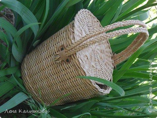 Добрый день, дорогие мои. Сегодня новая сумочка. По мотивам работ Тани Беликовой. Люблю ее работы. Вот и пытаюсь повторюшничать. фото 9
