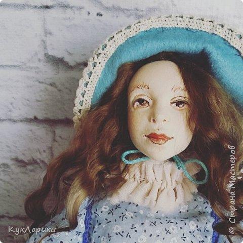 Всем Привет!!! Я с новой куклой. фото 1