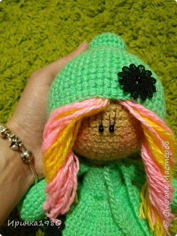 Куколки крючком. фото 25