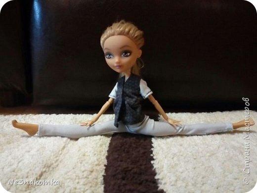 Увлекательное это дело....шить для кукол. Окунаешься с головой и остановиться невозможно. А как приятно видеть счастливого ребенка!!! Начало здесь http://stranamasterov.ru/node/1046270  фото 13