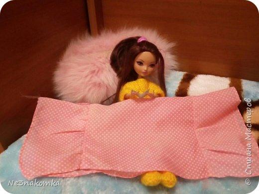 Увлекательное это дело....шить для кукол. Окунаешься с головой и остановиться невозможно. А как приятно видеть счастливого ребенка!!! Начало здесь http://stranamasterov.ru/node/1046270  фото 14