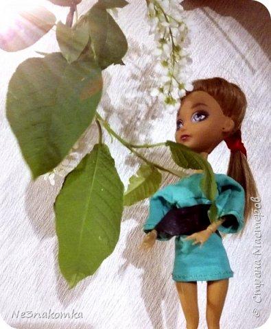 Увлекательное это дело....шить для кукол. Окунаешься с головой и остановиться невозможно. А как приятно видеть счастливого ребенка!!! Начало здесь http://stranamasterov.ru/node/1046270  фото 10