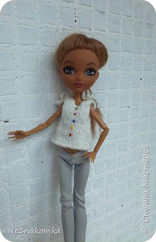 Увлекательное это дело....шить для кукол. Окунаешься с головой и остановиться невозможно. А как приятно видеть счастливого ребенка!!! Начало здесь http://stranamasterov.ru/node/1046270  фото 8