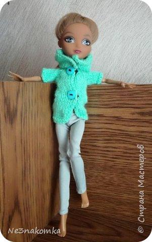 Увлекательное это дело....шить для кукол. Окунаешься с головой и остановиться невозможно. А как приятно видеть счастливого ребенка!!! Начало здесь http://stranamasterov.ru/node/1046270  фото 7
