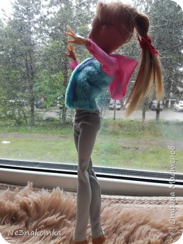 Увлекательное это дело....шить для кукол. Окунаешься с головой и остановиться невозможно. А как приятно видеть счастливого ребенка!!! Начало здесь http://stranamasterov.ru/node/1046270  фото 6