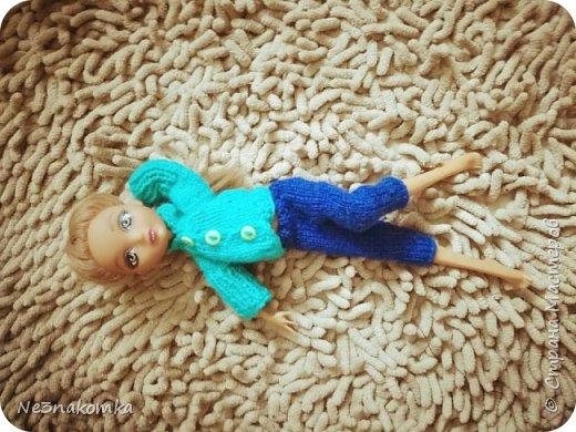 Увлекательное это дело....шить для кукол. Окунаешься с головой и остановиться невозможно. А как приятно видеть счастливого ребенка!!! Начало здесь http://stranamasterov.ru/node/1046270  фото 5