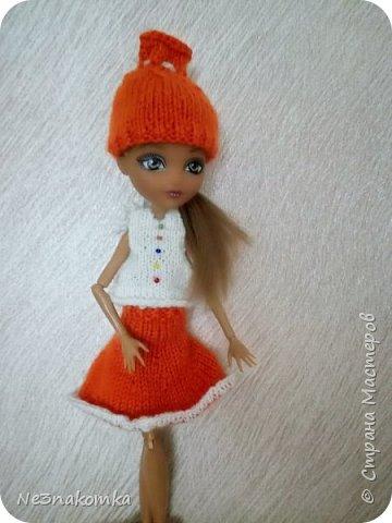 Увлекательное это дело....шить для кукол. Окунаешься с головой и остановиться невозможно. А как приятно видеть счастливого ребенка!!! Начало здесь http://stranamasterov.ru/node/1046270  фото 4