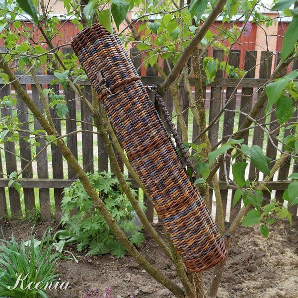 Здравствуйте, Жители Страны! Сегодня у меня тубус для шампуров.  фото 7