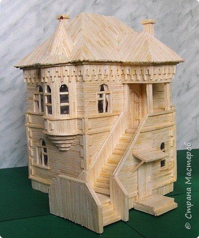 Башня Пеполи (Pepoli) г. Эриче, о. Сицилия, Италия. Размер 25х27х22 см. фото 51
