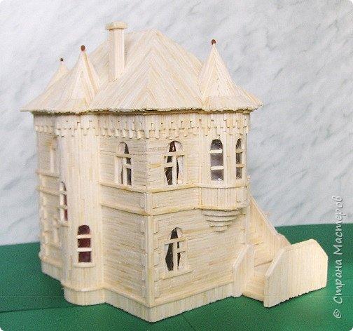 Башня Пеполи (Pepoli) г. Эриче, о. Сицилия, Италия. Размер 25х27х22 см. фото 54