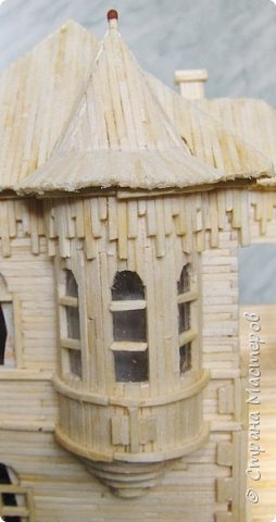 Башня Пеполи (Pepoli) г. Эриче, о. Сицилия, Италия. Размер 25х27х22 см. фото 55