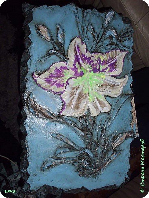 Сваялся такой вот цветочек, лилия фото 3