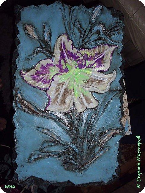 Сваялся такой вот цветочек, лилия фото 4