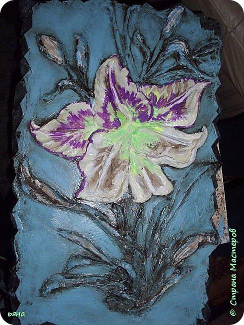 Сваялся такой вот цветочек, лилия фото 5