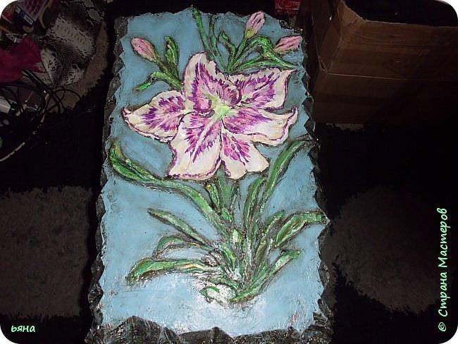 Сваялся такой вот цветочек, лилия фото 7